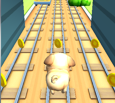 Paw Puppy Kid Subway Surfers