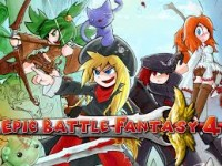 Epic Battle Fantasy 4 game
